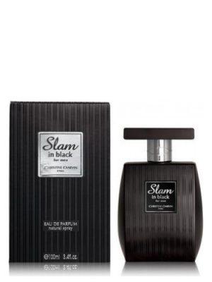 Slam in Black for men Christine Darvin para Hombres