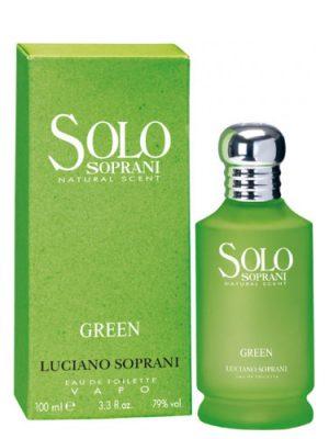 Solo Soprani Green Luciano Soprani para Hombres y Mujeres