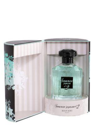 Source Joyeuse No2 Hayari Parfums para Hombres y Mujeres