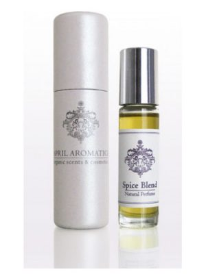 Spice Blend Oil Perfume April Aromatics para Hombres y Mujeres