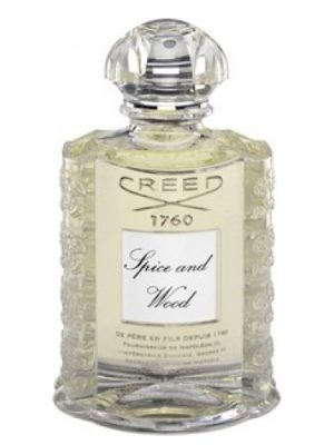 Spice and Wood Creed para Hombres y Mujeres