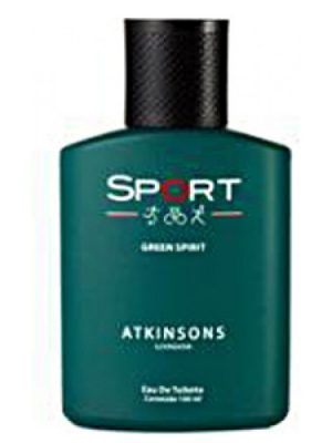 Sport Green Spirit Atkinsons para Hombres y Mujeres