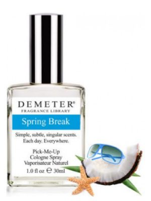 Spring Break Demeter Fragrance para Mujeres