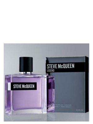 Steve McQueen Legend Steve McQueen para Hombres