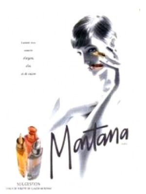Suggestion Eau d'Or Montana para Mujeres