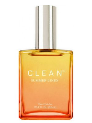 Summer Linen Clean para Mujeres