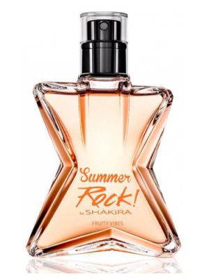 Summer Rock! Fruity Vibes Shakira para Mujeres