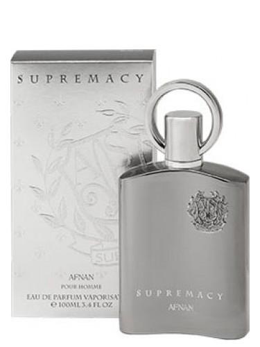 Supremacy Silver Afnan Perfumes para Hombres