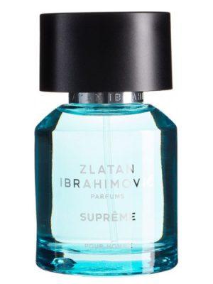 Supreme Pour Homme Zlatan Ibrahimovic Parfums para Hombres