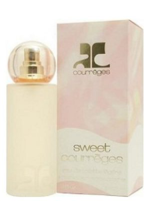Sweet Courreges Legere Courreges para Mujeres