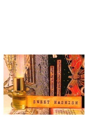 Sweet Hashish Perfume Oil Scent by the Sea para Hombres y Mujeres