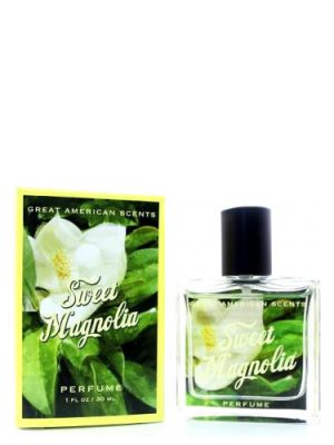 Sweet Magnolia Great American Scents para Mujeres