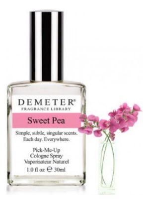 Sweet Pea Demeter Fragrance para Mujeres