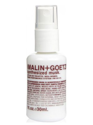 Synthesized Musk Malin+Goetz para Hombres y Mujeres