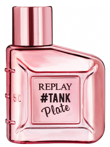#Tank Plate for Her Replay para Mujeres