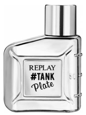 #Tank Plate for Him Replay para Hombres