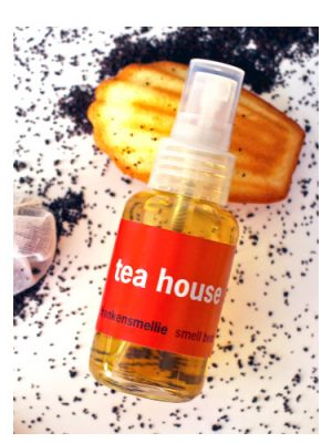 Tea House Smell Bent para Hombres y Mujeres