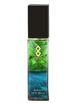 The Green Sea of Сicadas (Зеленое Море Цикад) Siordia Parfums para Hombres y Mujeres