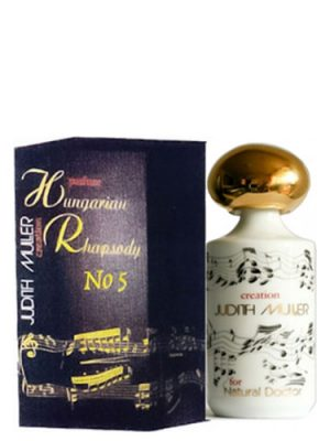 The Hungarian Rhapsody No. 5 Judith Muller para Mujeres