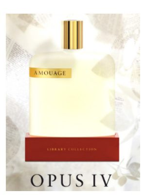 The Library Collection Opus IV Amouage para Hombres y Mujeres