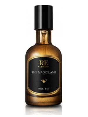 The Magic Lamp 神灯 RE CLASSIFIED RE调香室 para Hombres y Mujeres