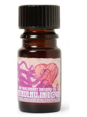 The Malignant Dreams of Cthulhu in Love Black Phoenix Alchemy Lab para Hombres y Mujeres
