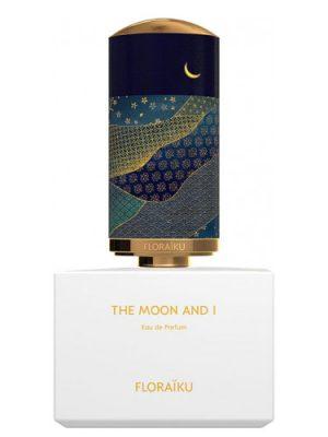 The Moon and I Floraïku para Hombres y Mujeres