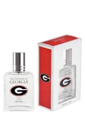 The University of Georgia Men Masik Collegiate Fragrances para Hombres