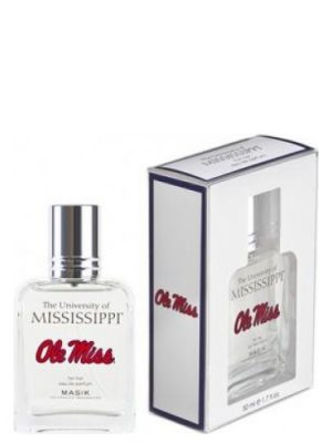 The University of Mississippi Women Masik Collegiate Fragrances para Mujeres