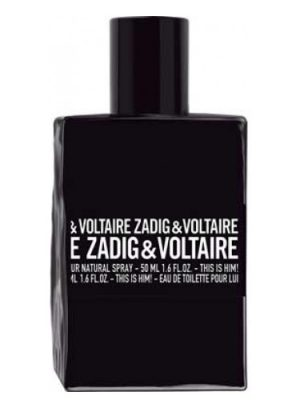 This is Him Zadig & Voltaire para Hombres