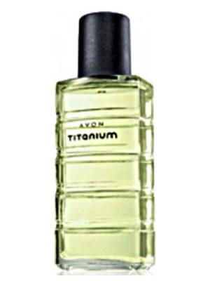 Titanium Action Avon para Hombres