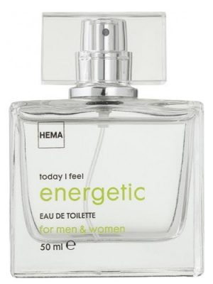 Today I Feel Energetic HEMA para Mujeres