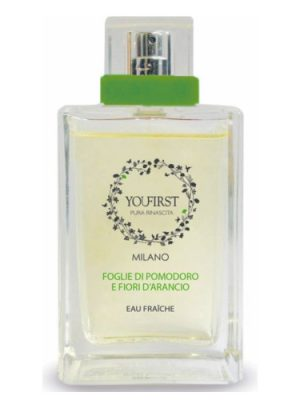 Tomato Leaves And Orange Blossoms You First Pura Rinascita para Hombres y Mujeres