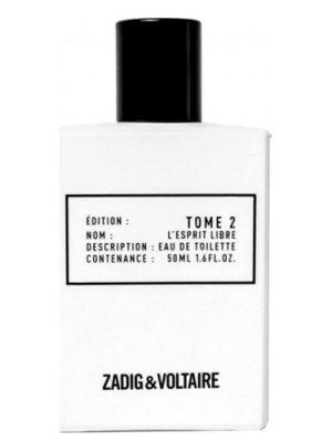 Tome 2 La Légèreté Zadig & Voltaire para Hombres y Mujeres