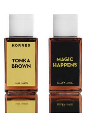 Tonka Brown: Magic Happens Korres para Hombres