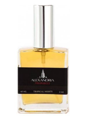 Tropical Nights Alexandria Fragrances para Hombres y Mujeres