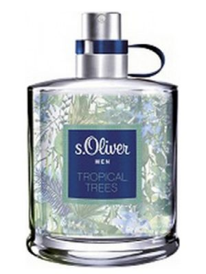 Tropical Trees s.Oliver para Hombres