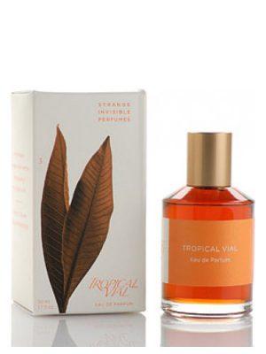 Tropical Vial Strange Invisible Perfumes para Mujeres