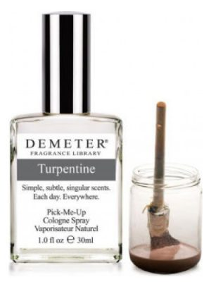 Turpentine Demeter Fragrance para Hombres y Mujeres