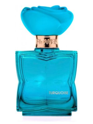 Turquoise Flower Drew Barrymore para Mujeres