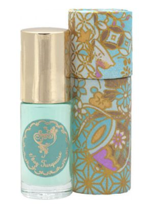 Turquoise Sage Machado para Mujeres