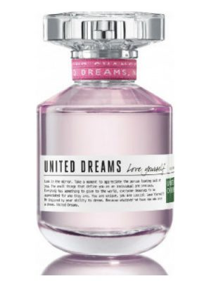United Dreams Love Yourself Benetton para Mujeres