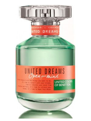 United Dreams Open Your Mind Benetton para Mujeres