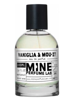 Vaniglia & Mou-27 Mine Perfume Lab para Hombres y Mujeres