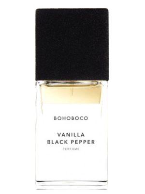 Vanilla Black Pepper Bohoboco para Hombres y Mujeres