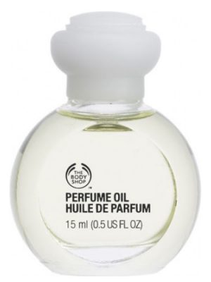 Vanilla Perfume Oil The Body Shop para Mujeres