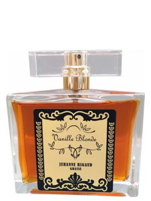 Vanille Blonde Jehanne Rigaud Parfums para Mujeres