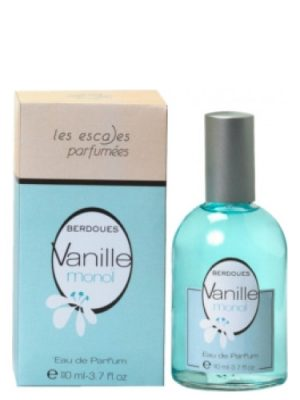 Vanille Monoï Parfums Berdoues para Mujeres