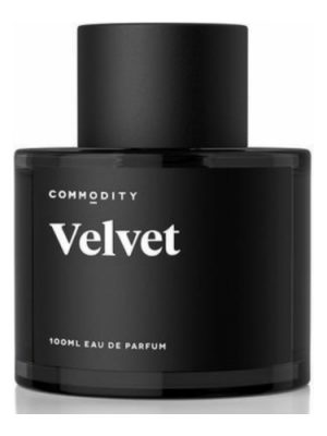 Velvet Commodity para Hombres y Mujeres