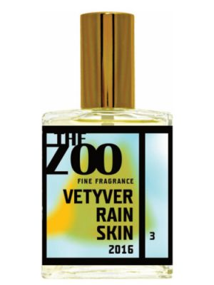 Vetiver Rain Skin The Zoo para Hombres y Mujeres
